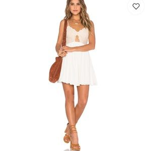 Tularosa Bryce Mini Dress